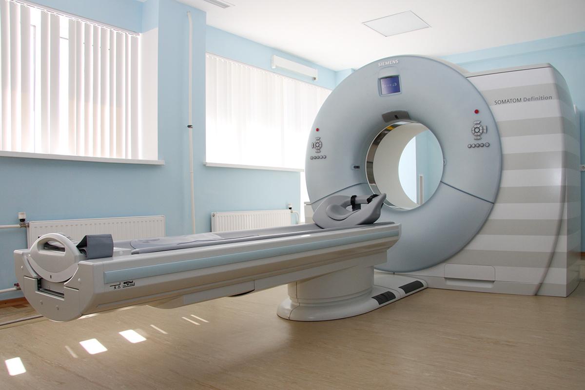 Компьютерная томография в Центре Алмазова