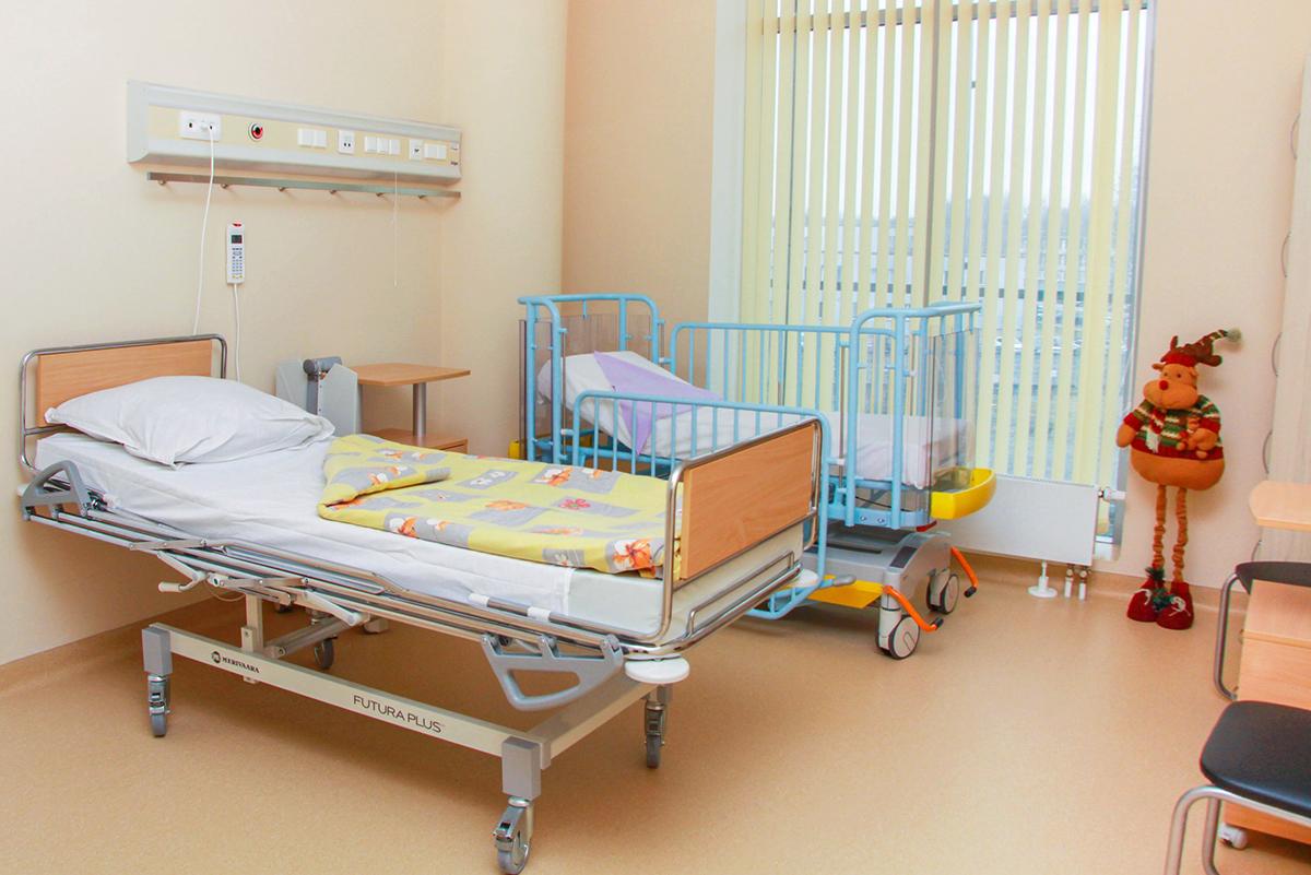 Отделение сердечно-сосудистой хирургии для детей