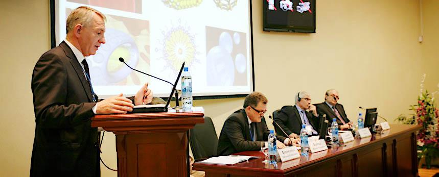 Е. В. Шляхто — инициатор проведения в Санкт-Петербурге ряда крупнейших кардиологических форумов