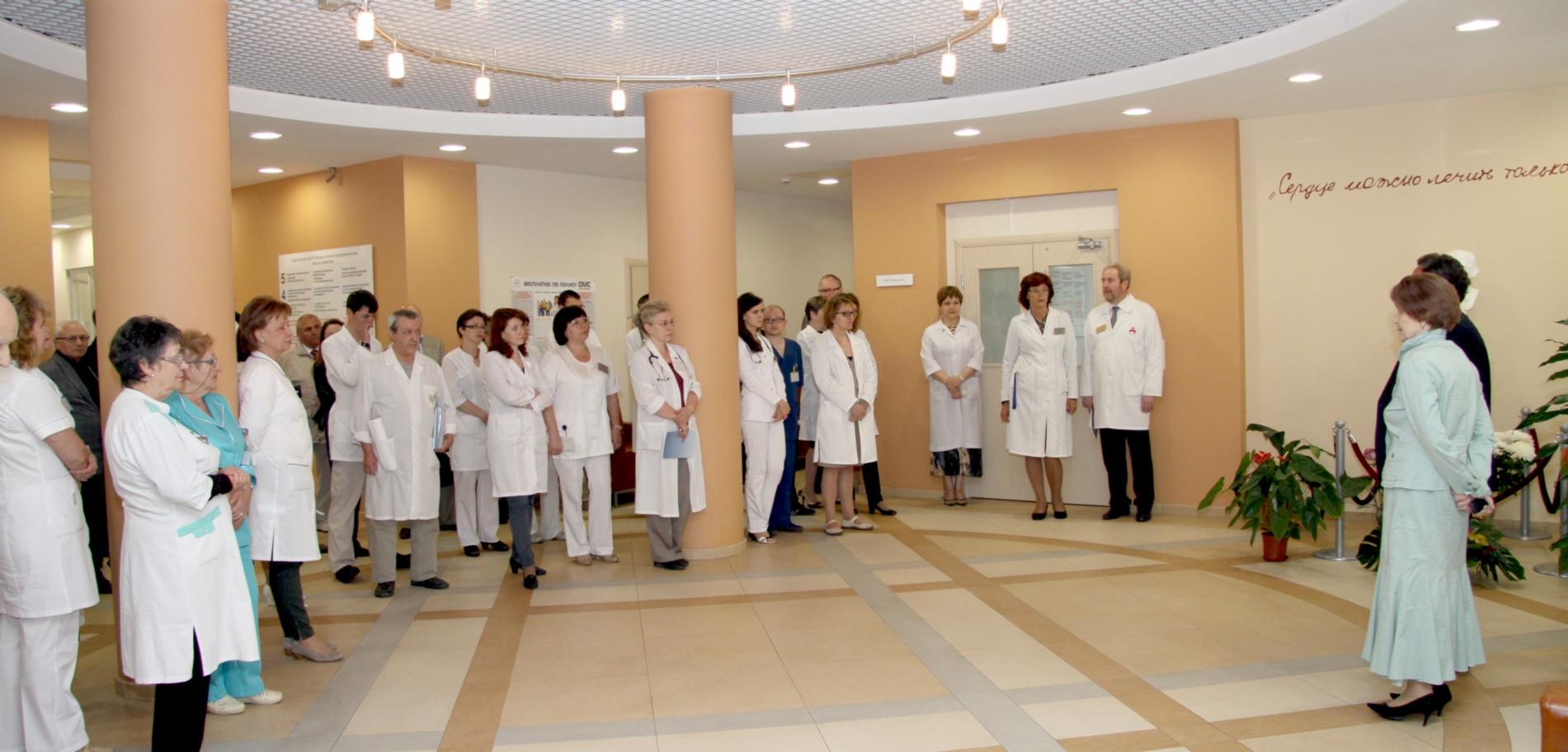 Районная больница азовского района