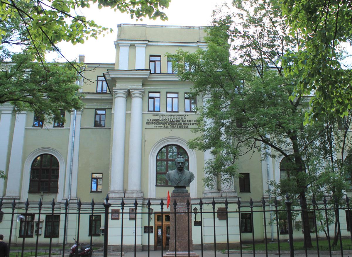 Реконструкция исторического здания РНХИ им. проф. А. Л. Поленова