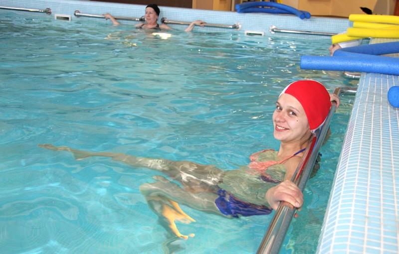 Школа для беременных с бассейном 33