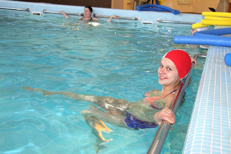 Спб занятия в бассейне для беременных в