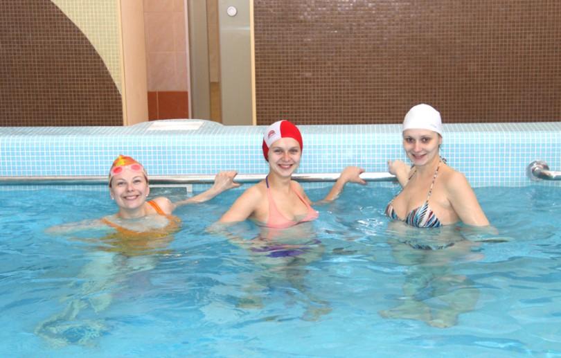Школа для беременных с бассейном 87